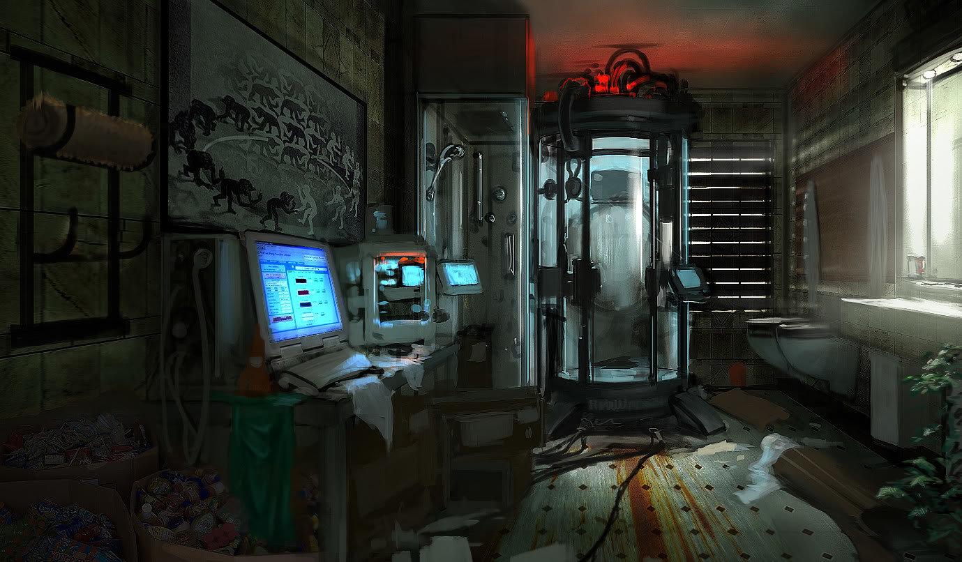Crysis 2 Artwork