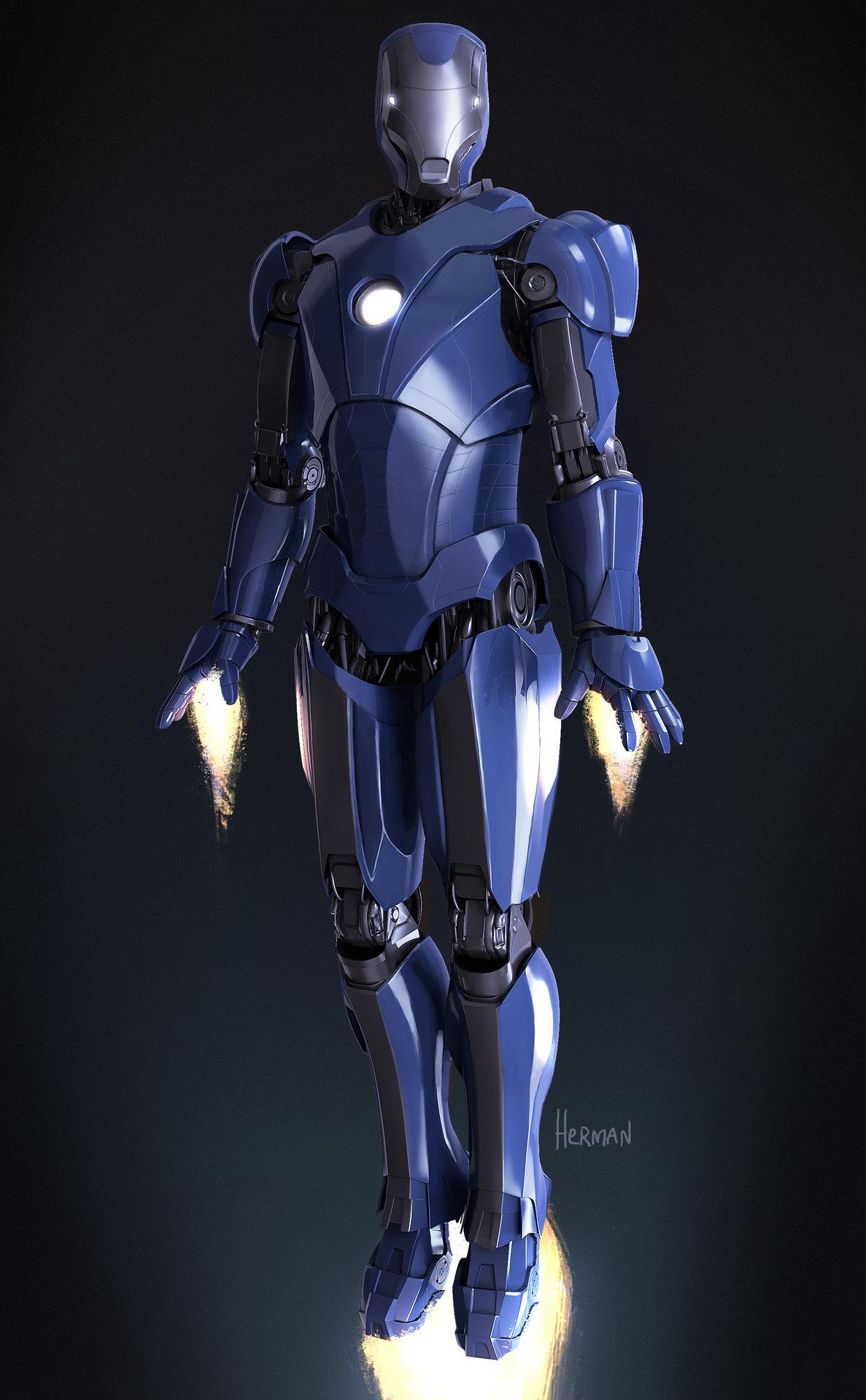 Josh herman ironbot j 03