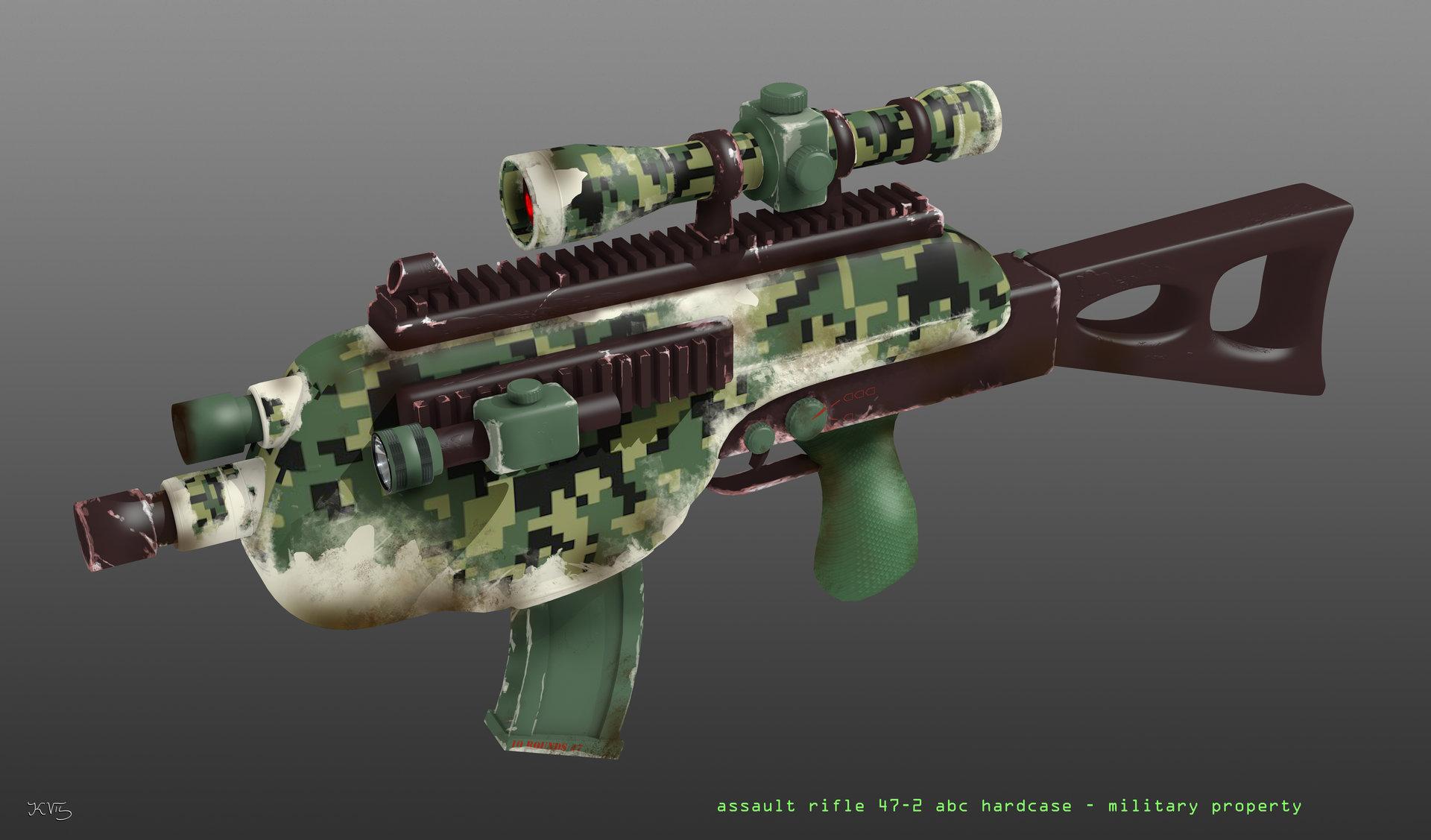 Konstantin vohwinkel hardcover plastic gun 3 web