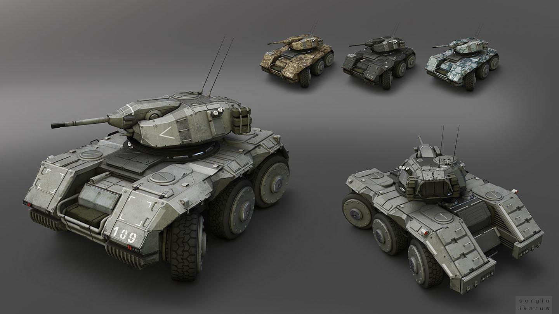 Sergiu ikarus final tank25