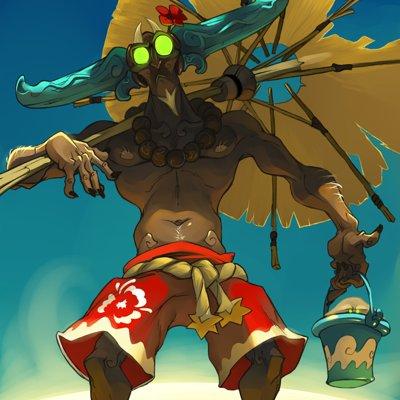 Xavier houssin demon des plages