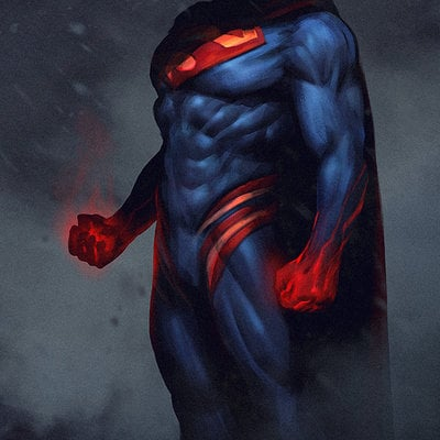 Nagy norbert superman redesign2 by norbface d8tar43