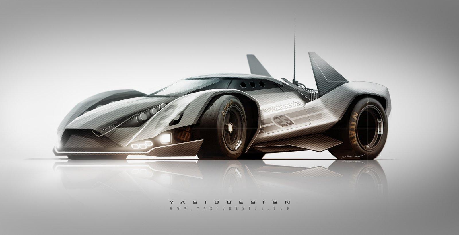 Scifi Racer