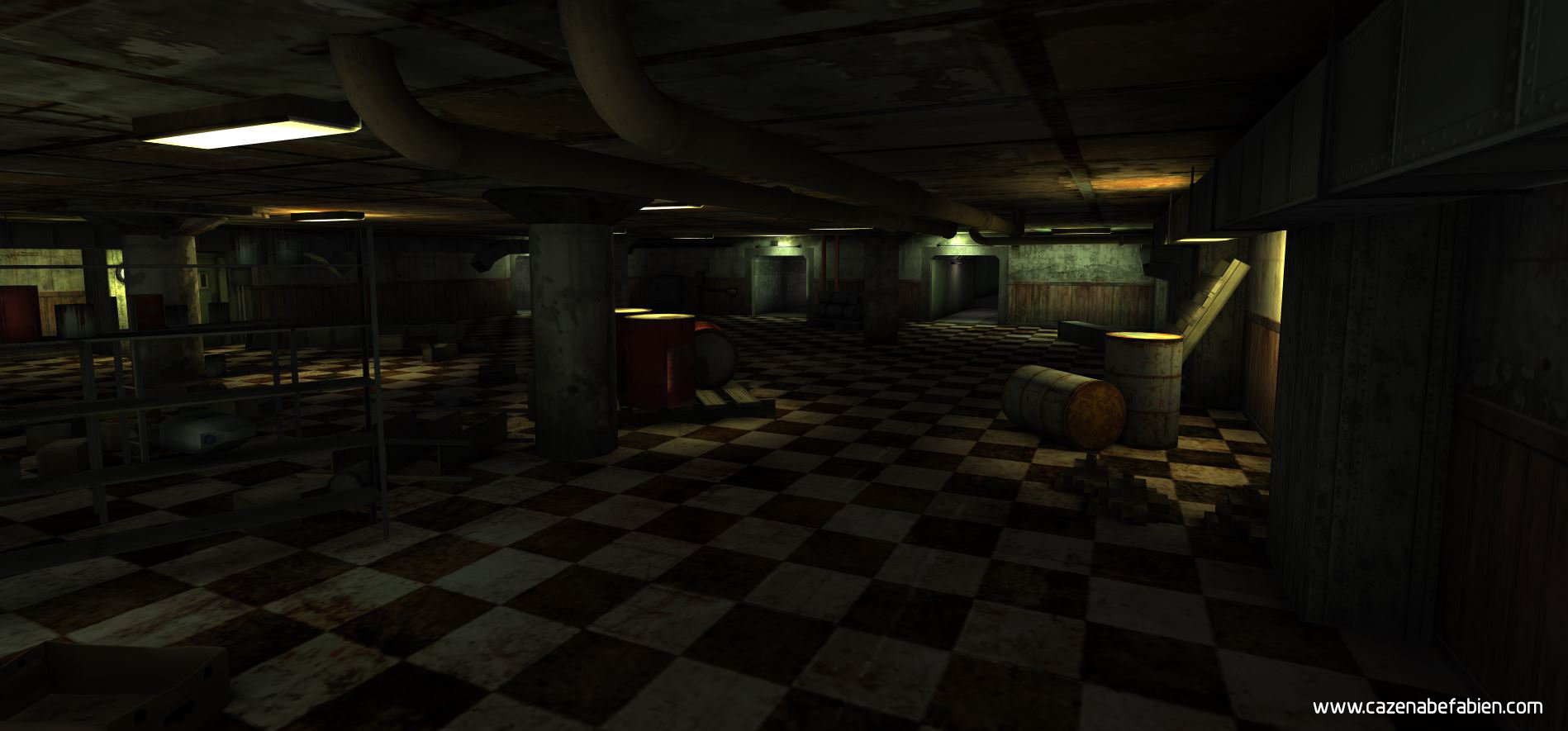 Fabien cazenabe warehouse 13