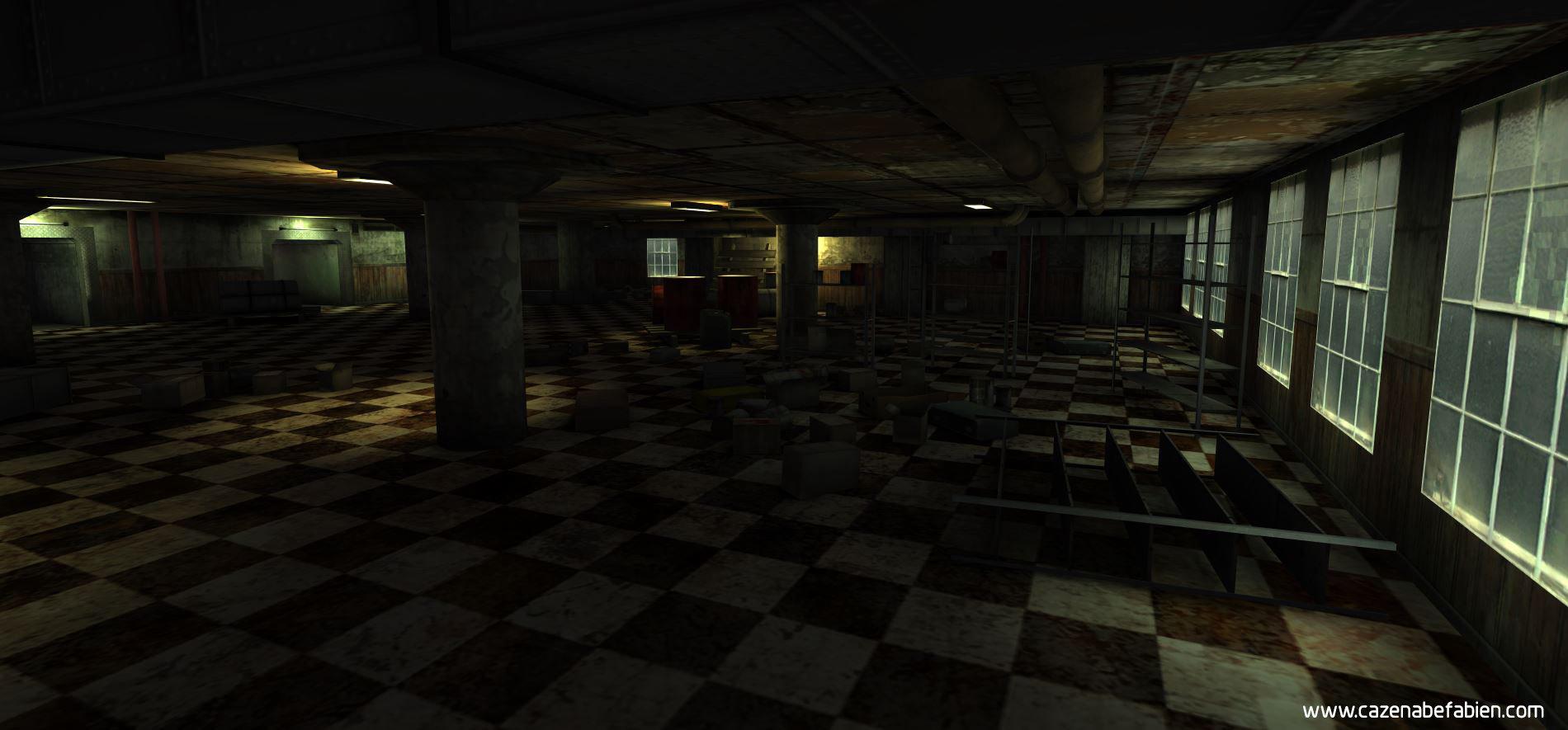 Fabien cazenabe warehouse 10