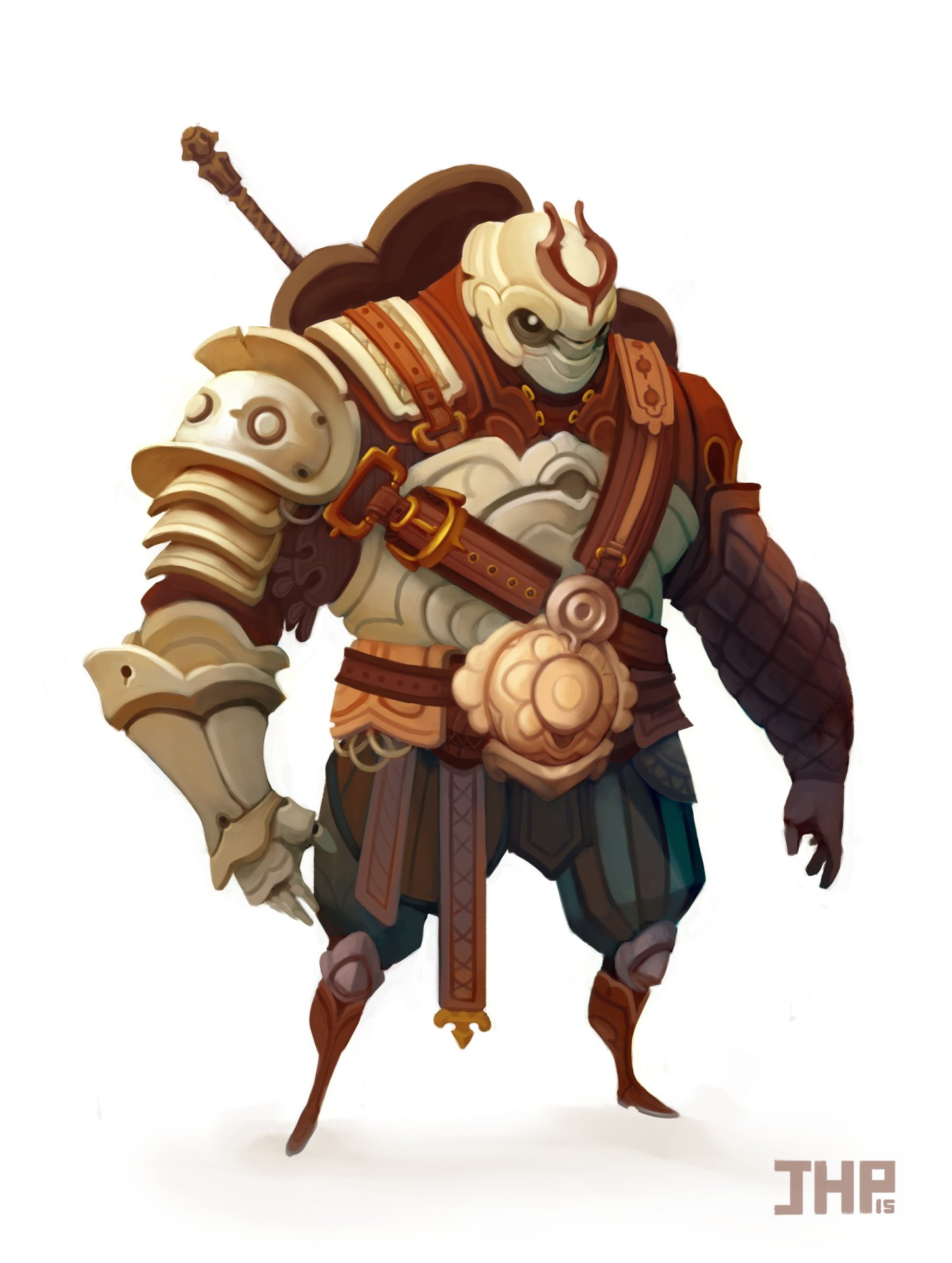 Joao henrique pacheco random warrior