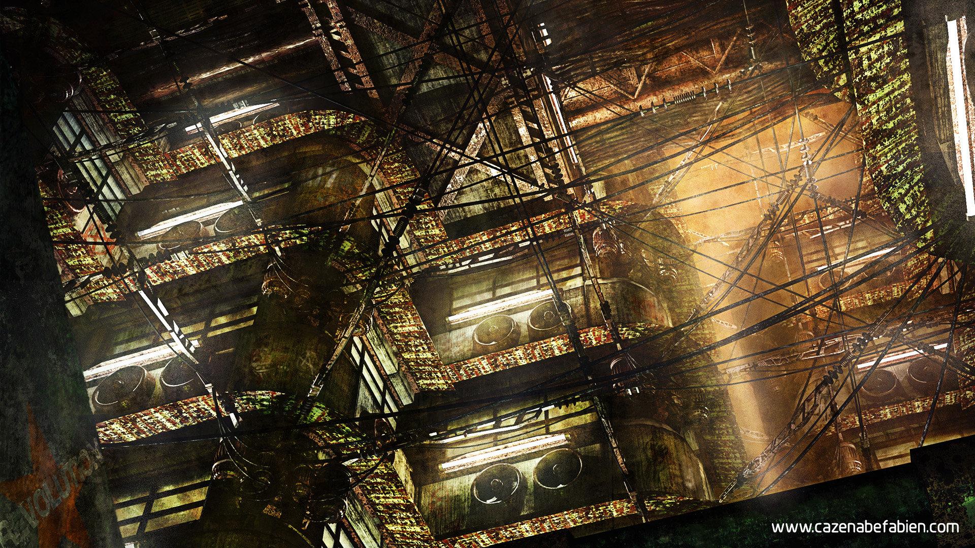 Fabien cazenabe poor city final test01