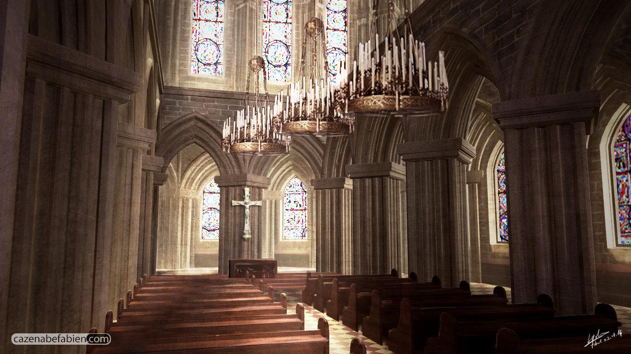 Fabien cazenabe cathedrale concept 01