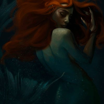 Marta g villena mermaid mystique