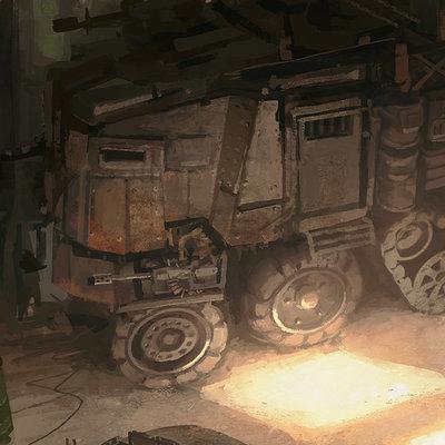 Julien gauthier truck madmax