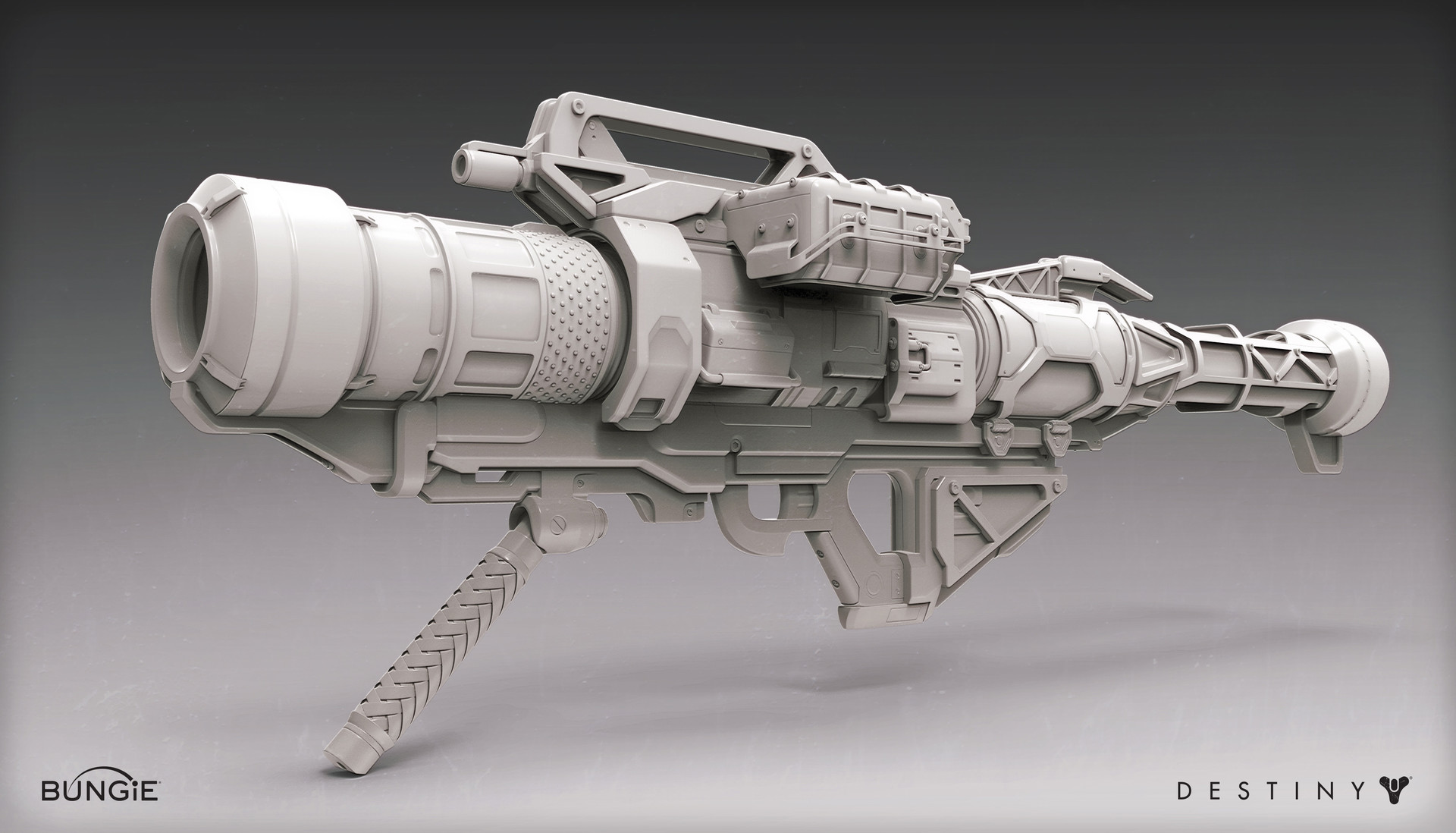 Mark van haitsma rocket launcher 1d front perspective gray