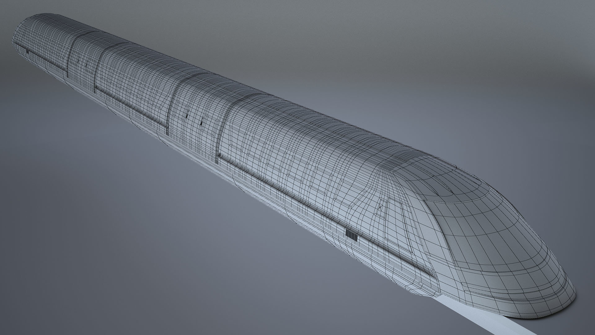Benjamin becker monorail grey 1 wireframe