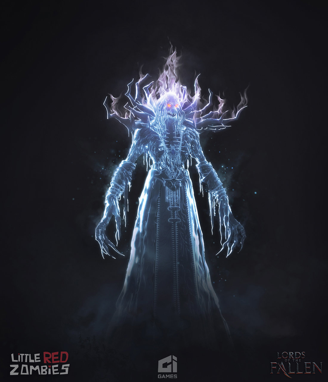 Demon Ghost- Lords of the Fallen