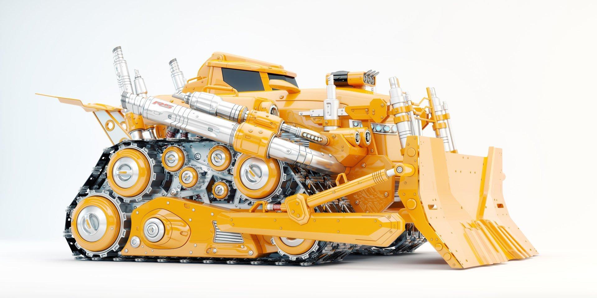 Vladislav ociacia bulldozer revival 8