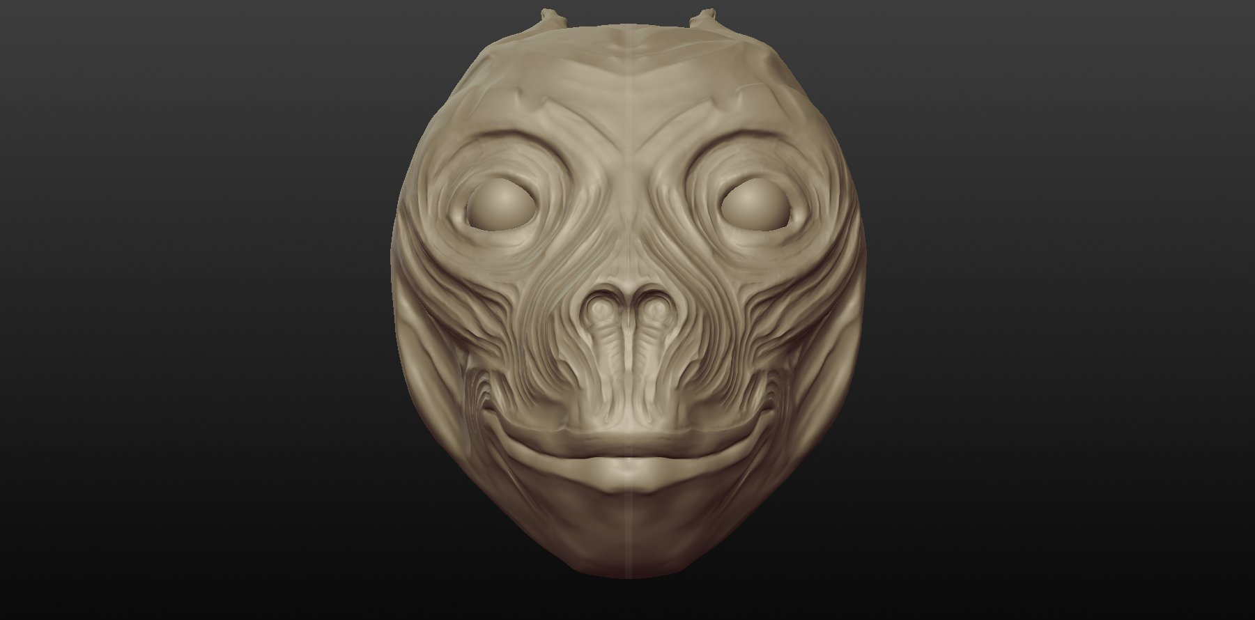 Dorde pinter creature thing front