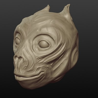 Dorde pinter creature thing