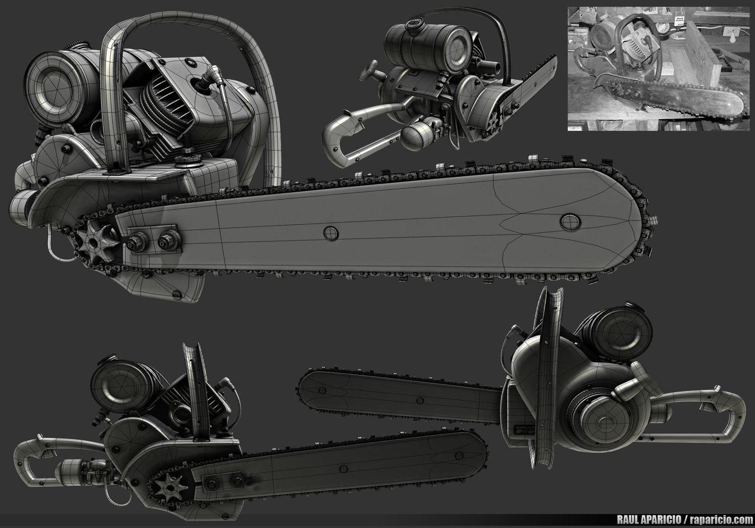 Raul aparicio props chainsaw 04 highwires big