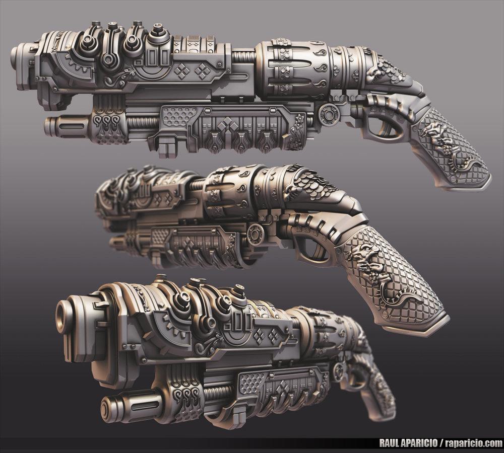 Raul aparicio 03 oriental shotgun high