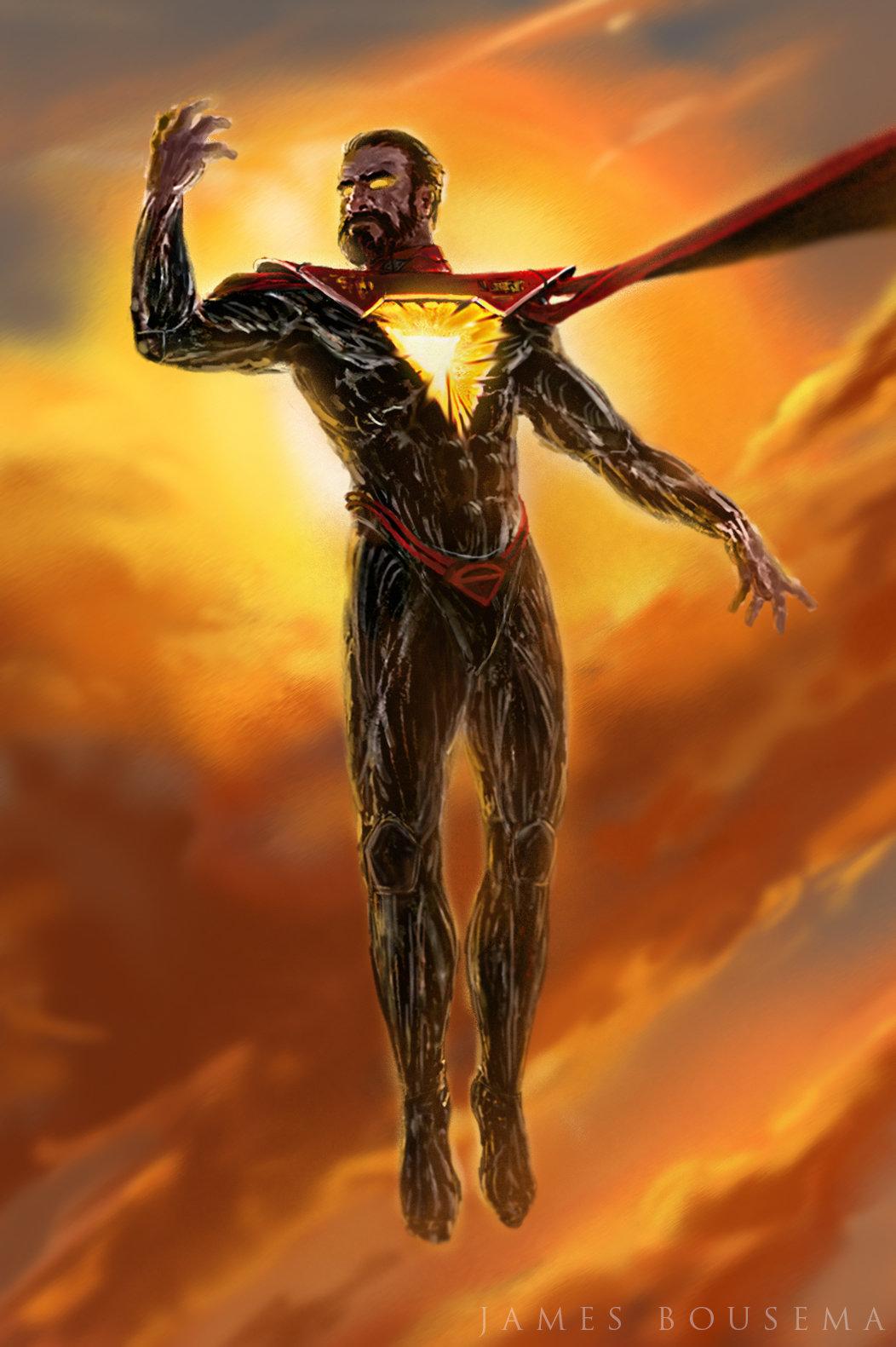 James bousema supermen 2