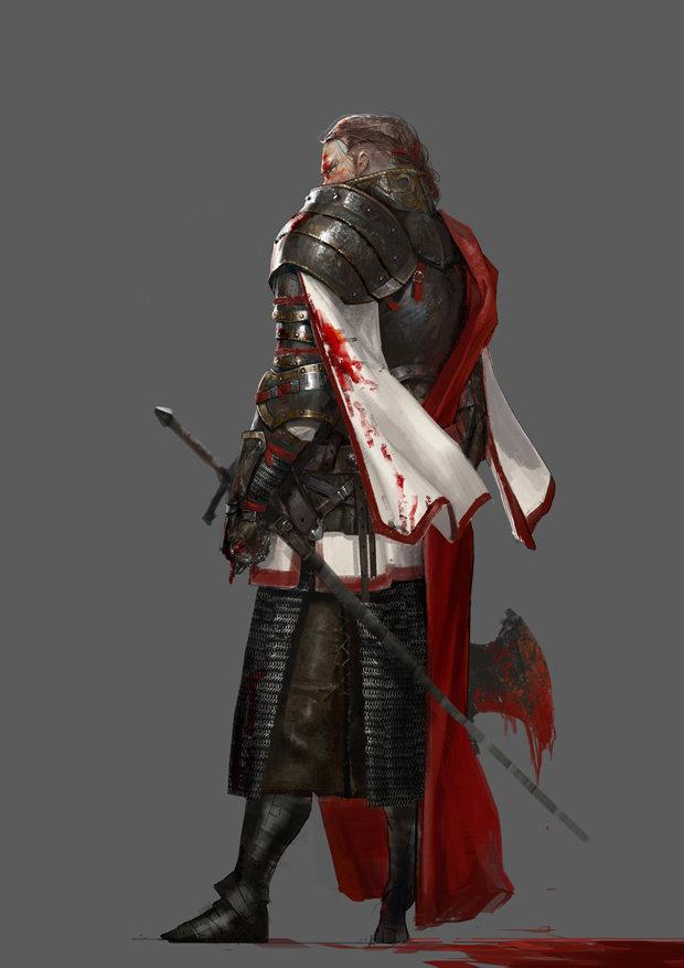 medieval guardian