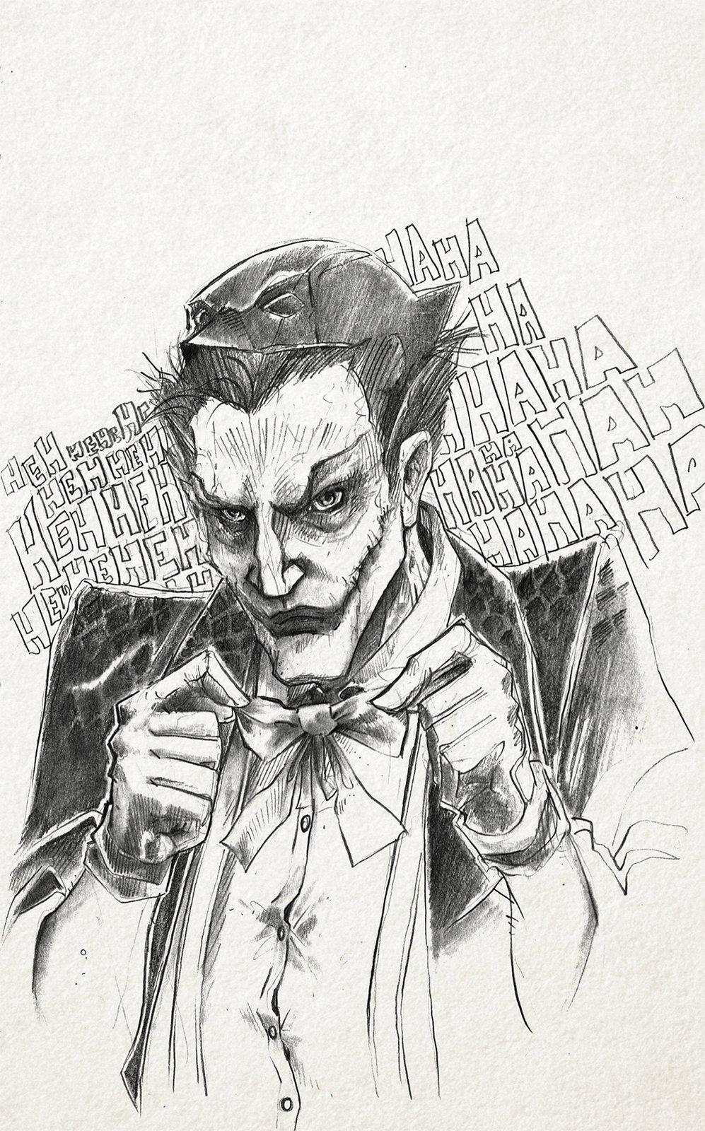 Sketch: Joker