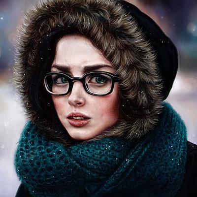 Elena sai winter by elenasai d847l7k
