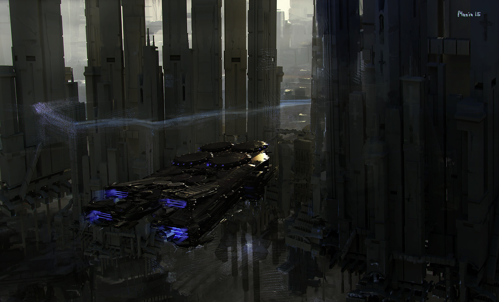 Sergey musin those lights when you leaving2