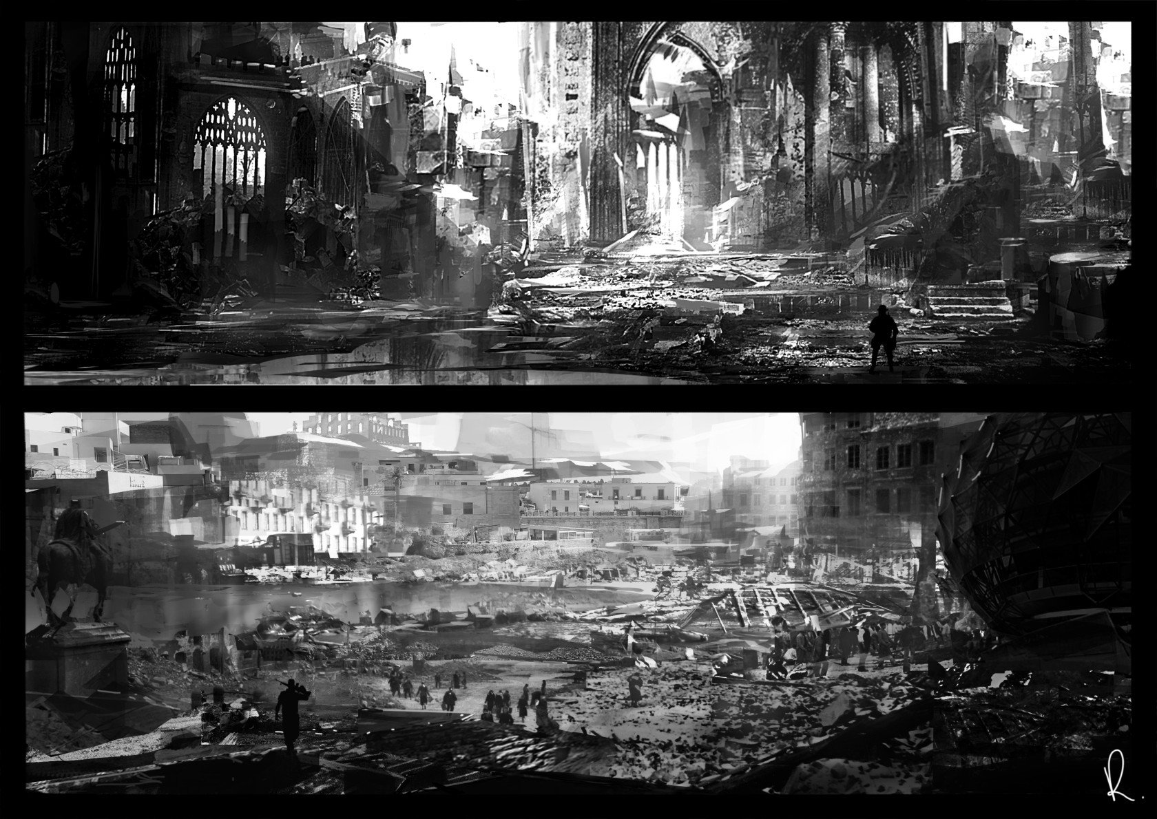 Marcin rubinkowski dwa tumbsy scalone 2 remake