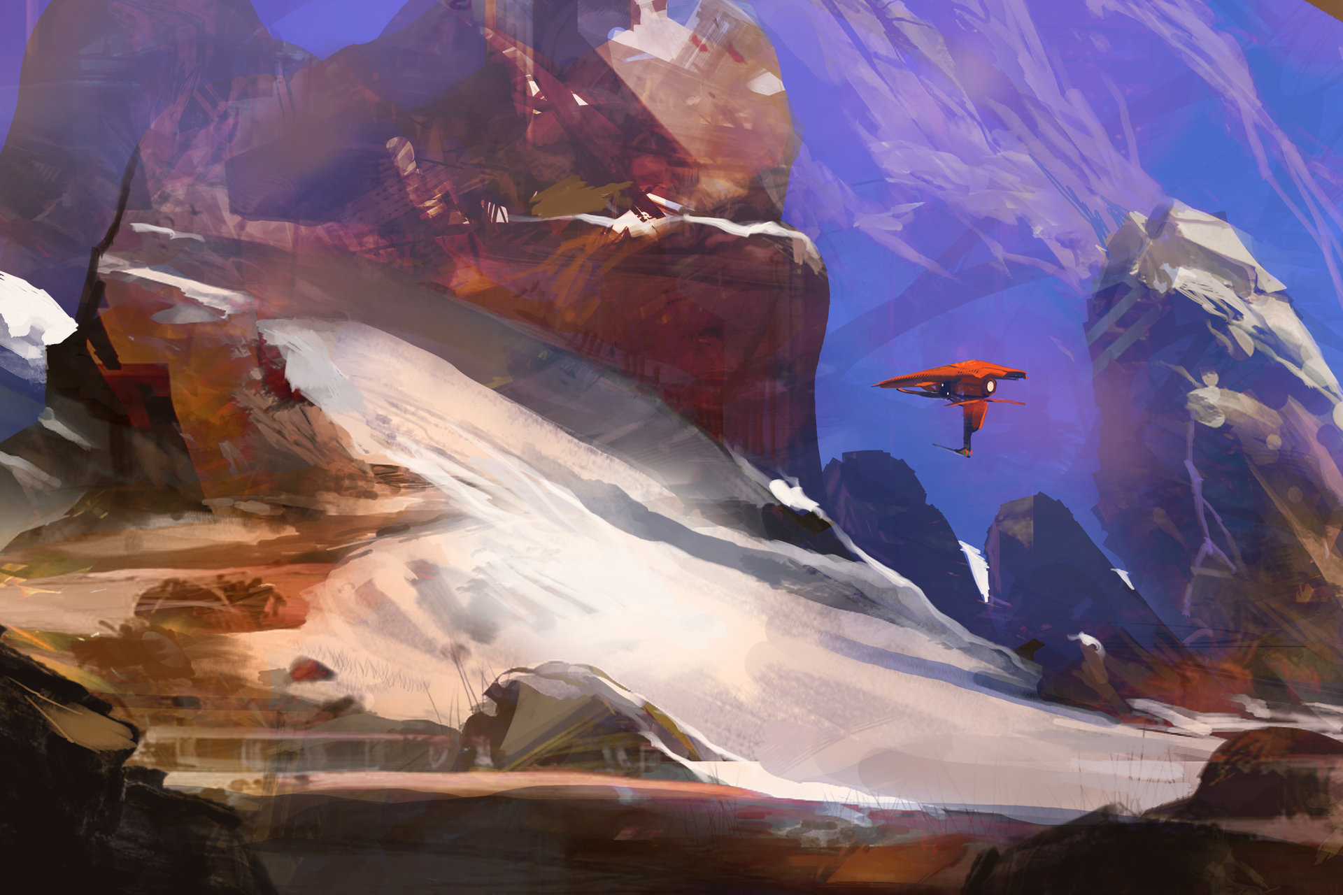Sparth nicolas bouvier sparth inner sanctuary