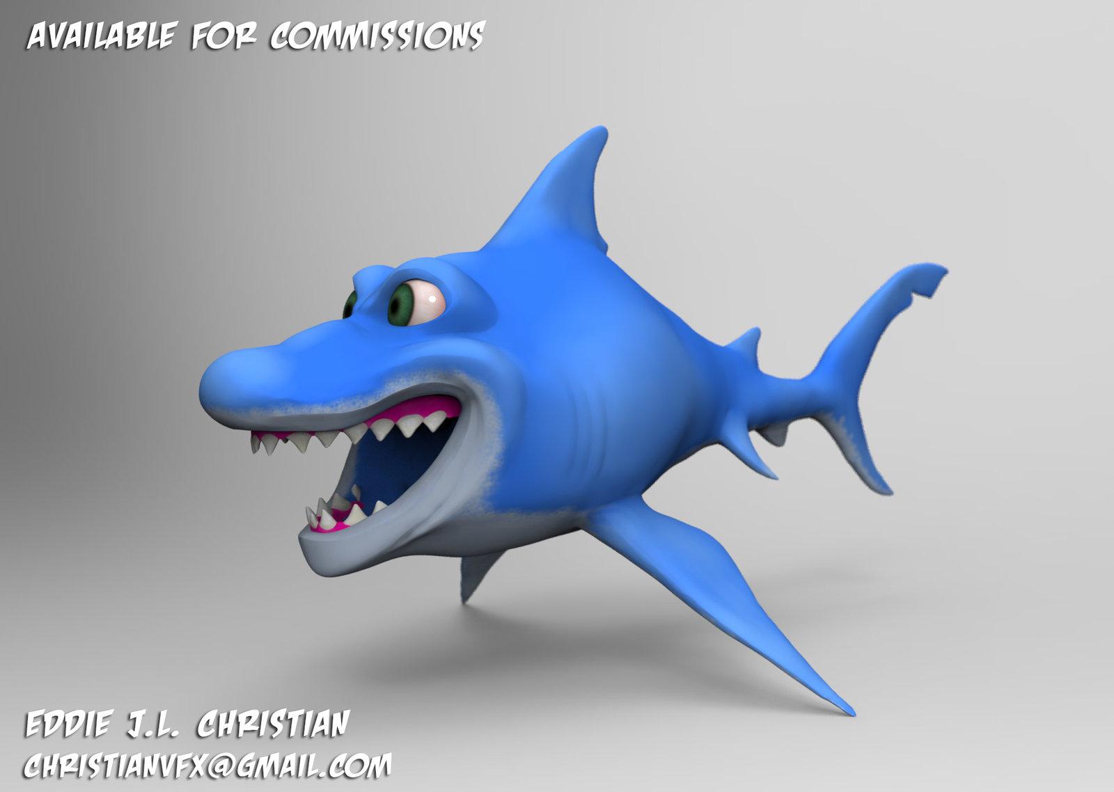 Toon Shark