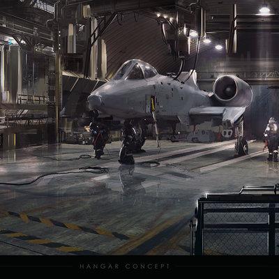 Jose julian londono calle hangar web