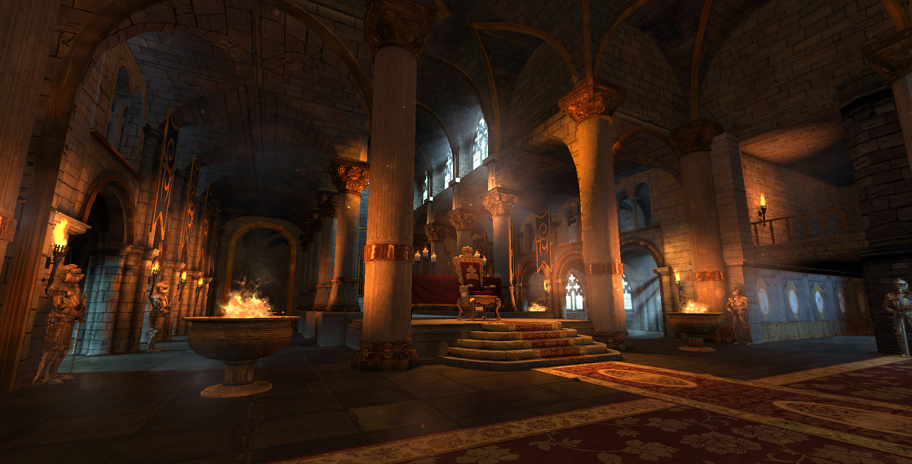 Destiny  Throne Room