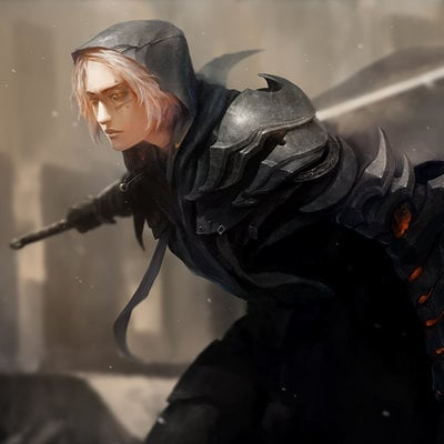 Lee kent 2nd assassin in the world by leekent d8cxo27