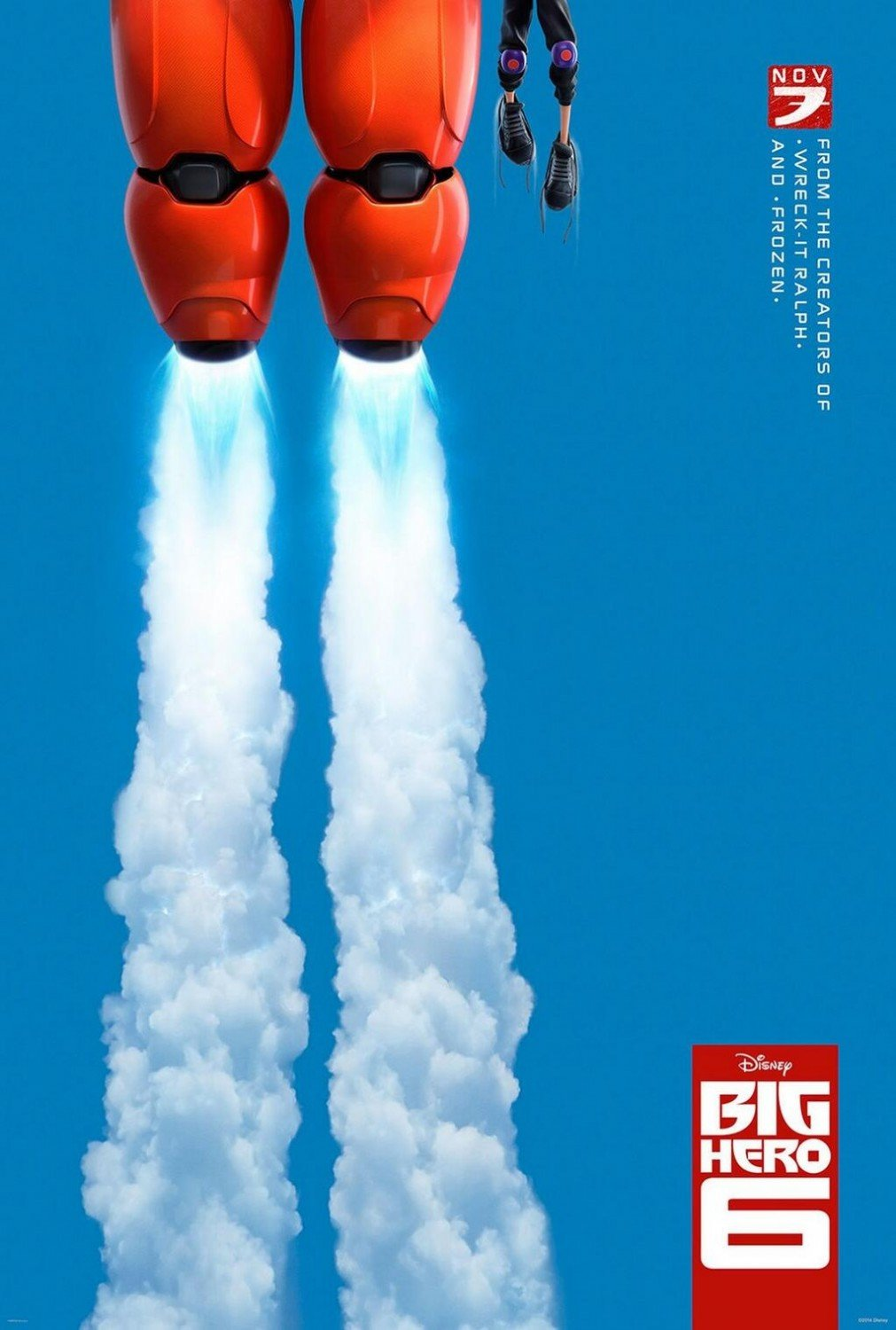 Nate hallinan big hero six xlg