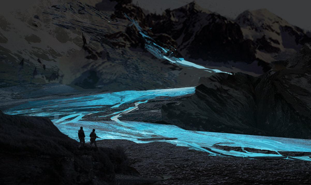 Blue Magma #3