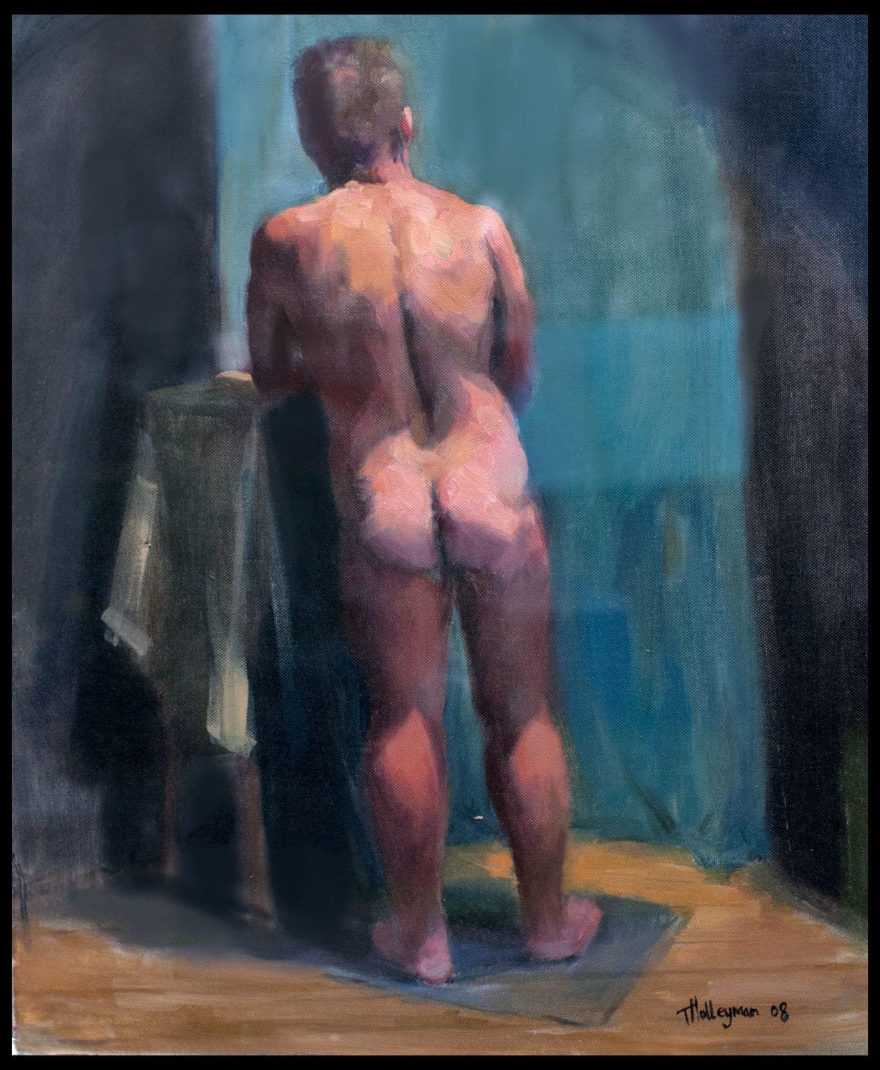 Tim holleyman nude