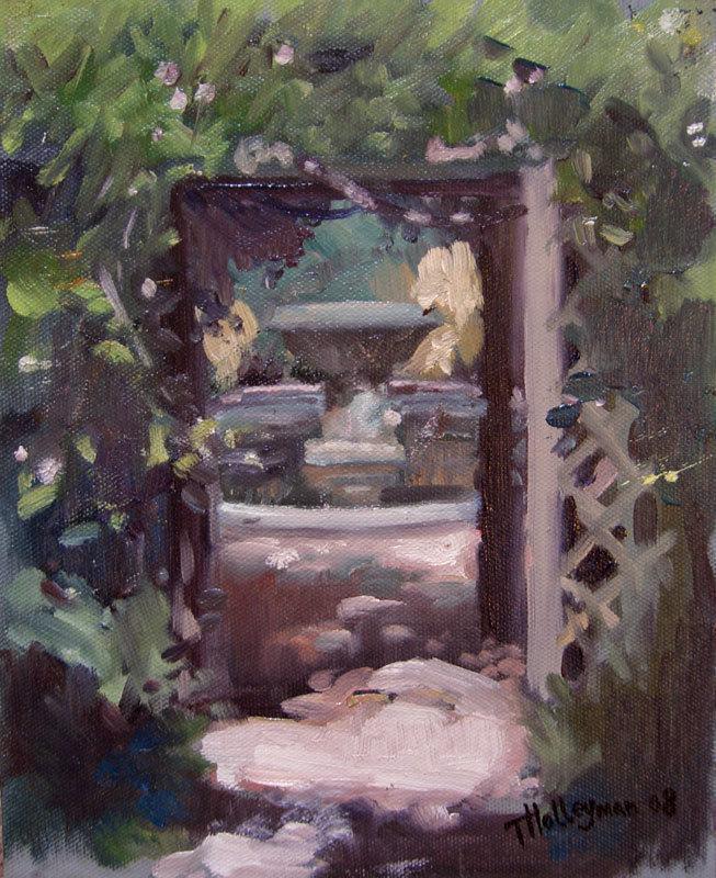 Tim holleyman bird bath battersea park