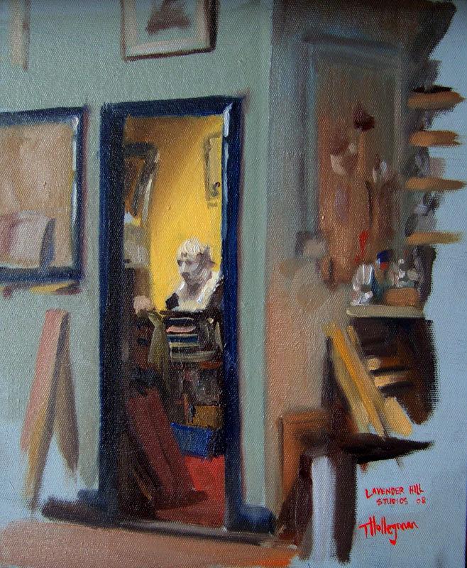 Tim holleyman lavender hill studio