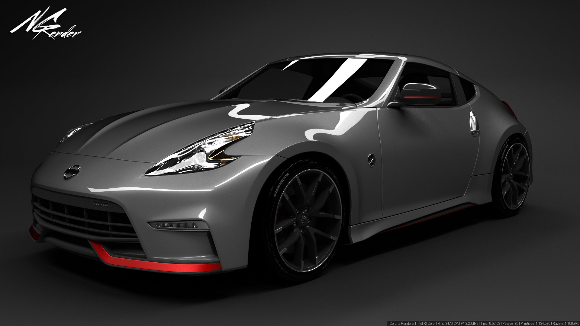 nikita grishechko nissan 370z nismo. Black Bedroom Furniture Sets. Home Design Ideas