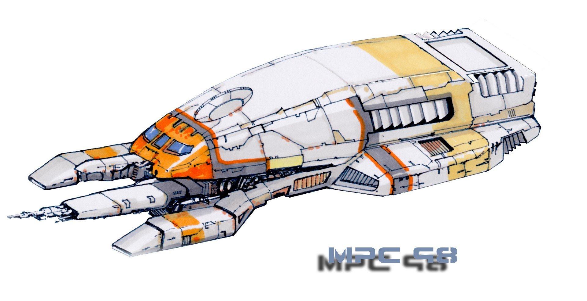 German impache mpc shuttle copia