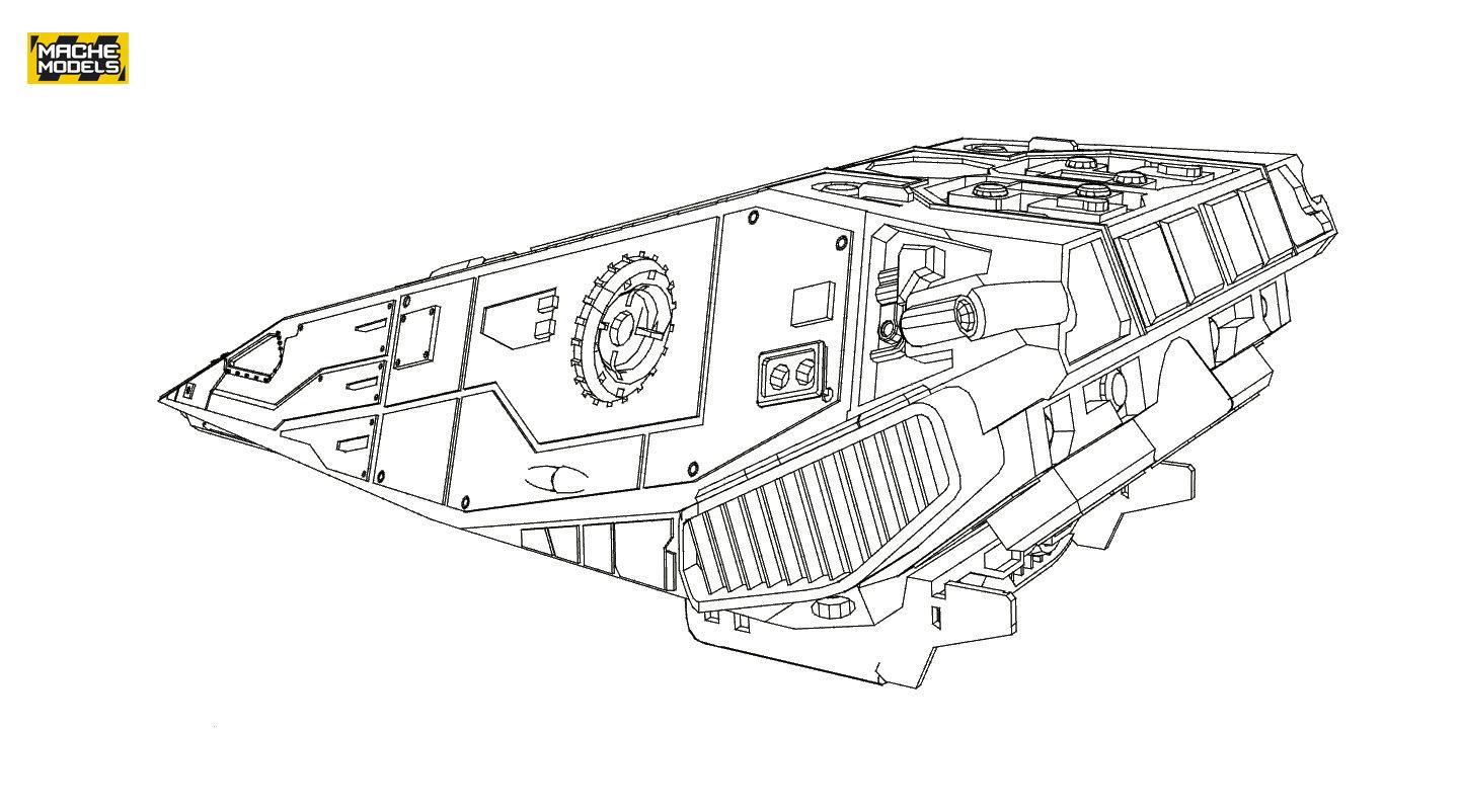 German impache shuttle penna 6