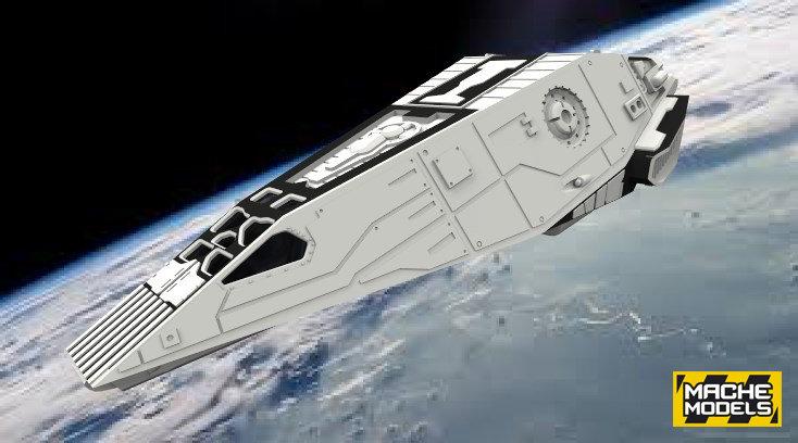 German impache shuttle 1 rend