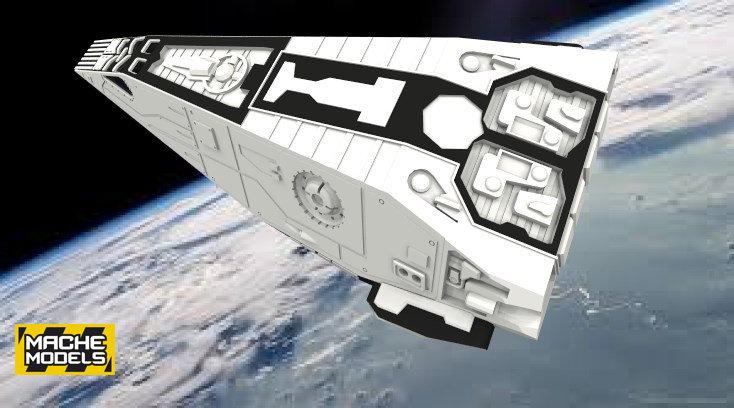 German impache shuttle 3 rend