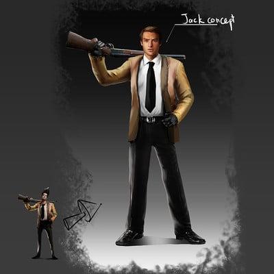Trung hoang jack concept