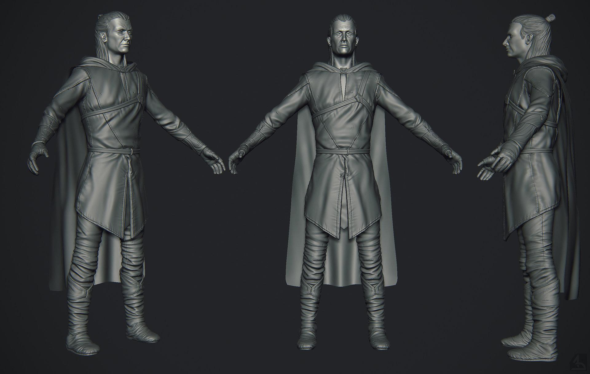 Alexei dmitriev sculpt final hp folio