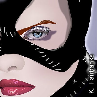 K fairbanks ascatwoman by kfairbanks