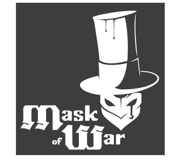 Quentin ghion logo maskofwar