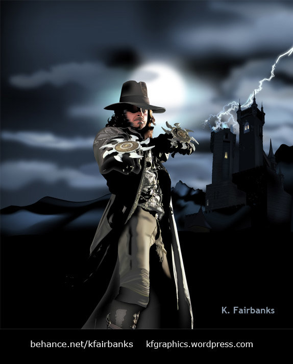 K fairbanks vanhelsing by k fairbanks