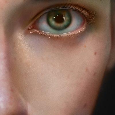 Danh nguyen eyes