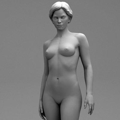 Eugene fokin statue by 3eof